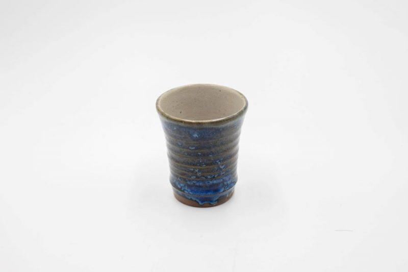 Cốc Gốm Nghệ Thuật Bohemian Blue